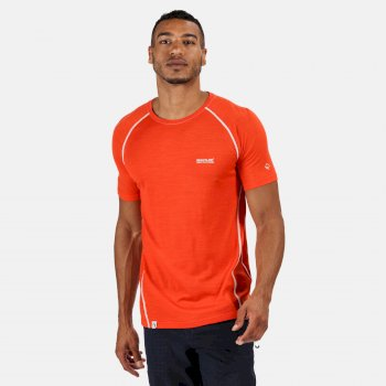 Tornell II Active T-Shirt für Herren Orange