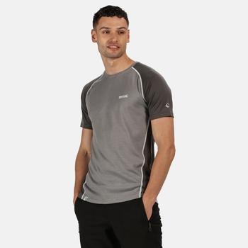 Tornell II Active T-Shirt für Herren Grau