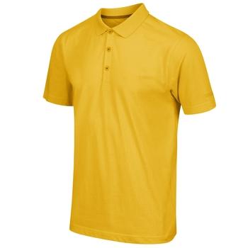 Sinton leichtes Polo-Shirt für Herren Gelb