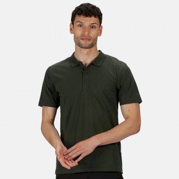 Sinton leichtes Polo-Shirt für Herren Grün