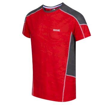 Camito Active T-Shirt für Herren Rot