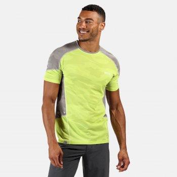 Camito Active T-Shirt für Herren Grün