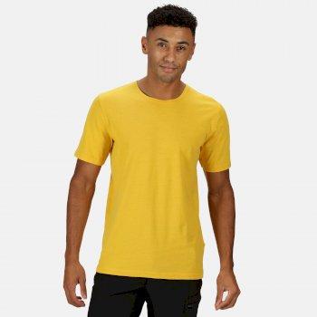 Regatta Men's Tait Lightweight Active T-Shirt - Grapefruit