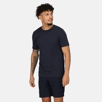 Tait Active leichtes T-Shirt für Herren Blau