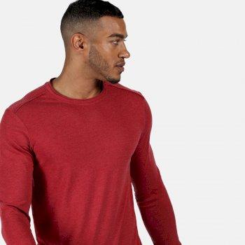 Karter II Sweatshirt für Herren Rot