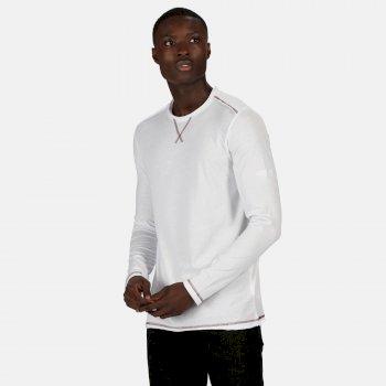Karter II Sweatshirt für Herren Weiß