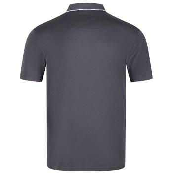 Maverick V Active Polo-Shirt für Herren Grau