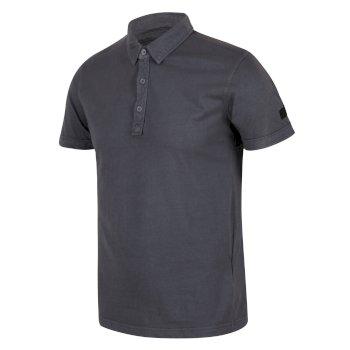 Taiden II Coolweave-Polo-Shirt für Herren Grau