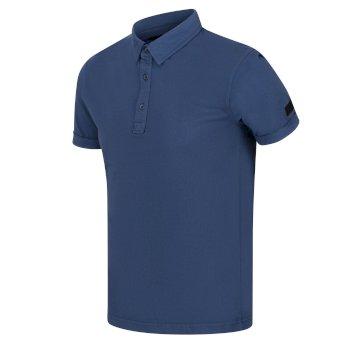 Taiden II Coolweave-Polo-Shirt für Herren Blau