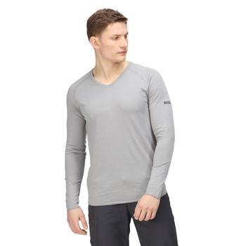 Kiro II leichtes Sweatshirt aus Coolweave Grau