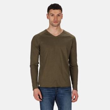 Kiro II leichtes Sweatshirt aus Coolweave Grün