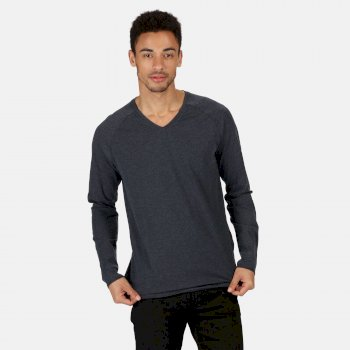 Kiro II leichtes Sweatshirt aus Coolweave Blau