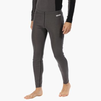 Regatta Men's Zimba Base Layer - Magnet Grey