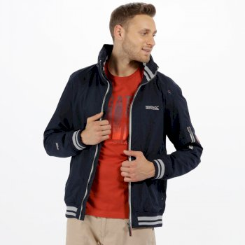 Regatta Marvyn Waterproof Jacket Navy