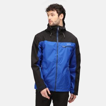 Highton wasserdichte Stretch-Jacke für Herren Blau