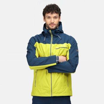 Highton wasserdichte Stretch-Jacke für Herren Gelb