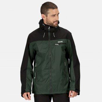 Highton wasserdichte Stretch-Jacke für Herren Grün