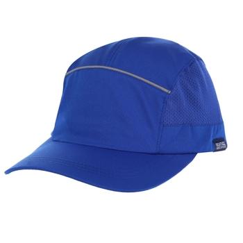 Extended Cap Sommer-Kappe Blau