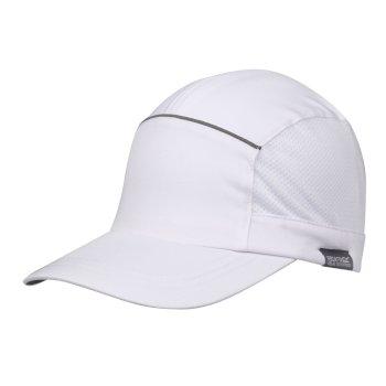 Extended Cap Sommer-Kappe Weiß