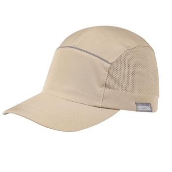 Extended Cap Sommer-Kappe Braun