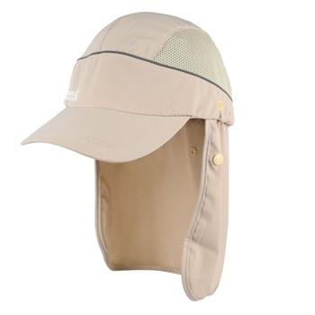 Protector II Kappe mit Nackenschutz für Erwachsene Sahne