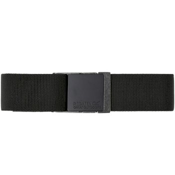 Regatta Konex Webb Lightweight Stretch Belt Black