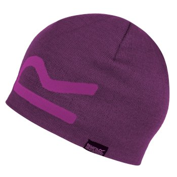 Regatta Adults Brevis Acrylic Knit Beanie Hat - Winberry