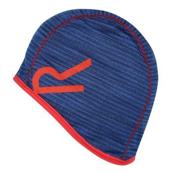 Regatta Adults Rafter Beanie Hat - Oxford Blue