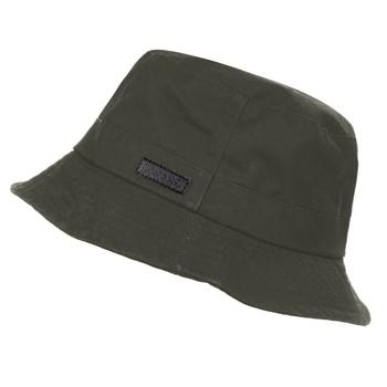 Sampson - Unisex Fischerhut - gewachst Grün