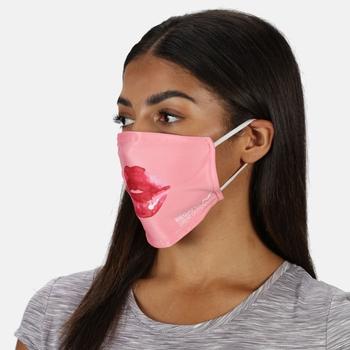 Gesichtsmasken, 3er-Pack für Erwachsene Mehrfarbig