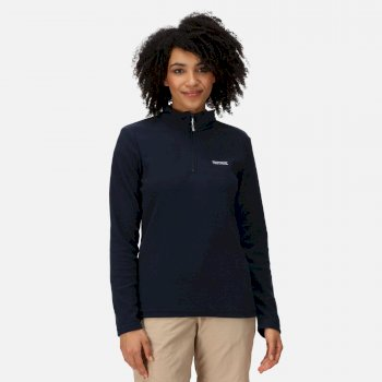 Regatta Women's Sweethart Lightweight Half-Zip Fleece - Navy