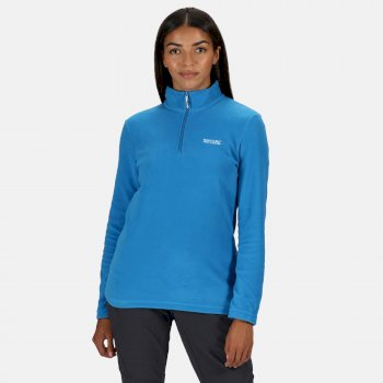 Regatta Women's Sweethart Lightweight Half-Zip Fleece - Blue Aster