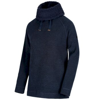 Regatta Haidee Cowl Neck Fleece Navy