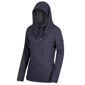 Kynlee Coolweave Fleece Navy