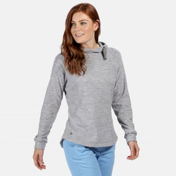 Regatta Women's Callidora Hoodie - Rock Grey