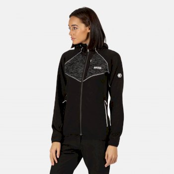 Willowbrook VII Stretch-Midlayer mit Kapuze für Damen Schwarz