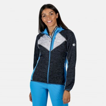 Willowbrook VII Stretch-Midlayer mit Kapuze für Damen Blau