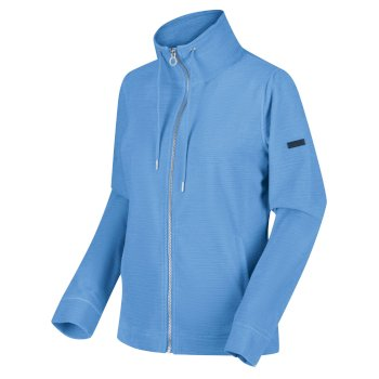 Kimberley Walsh Edlyn Full Zip Fleece - Blueskies