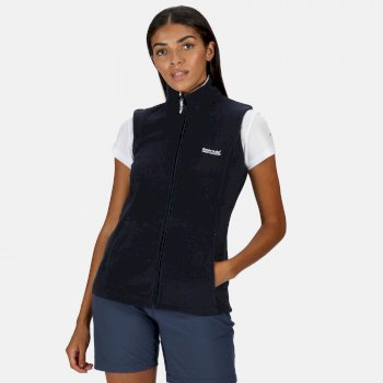Women's Sweetness II Fleece Gilet Navy Polar Bear