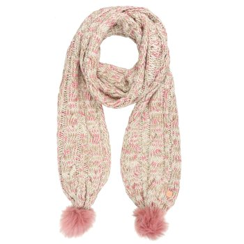 Regatta Frosty II Knitted Scarf - LightVanilla