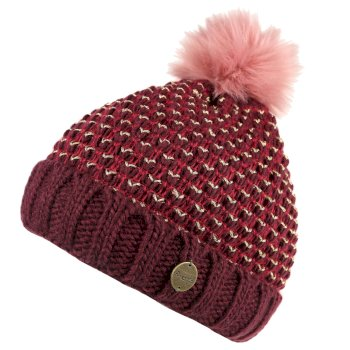 Regatta Lovella Hat Burgundy