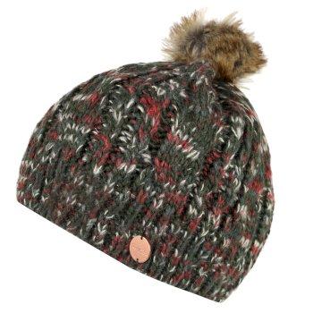 Regatta Frosty II Acrylic Hat - Dark Khaki