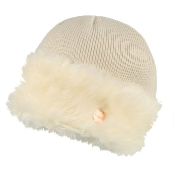 Regatta Luz Cotton Jersey Knit Hat Light Vanilla