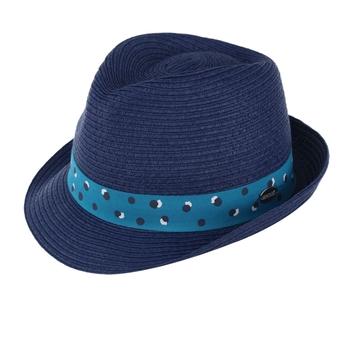 Taalia II Hut für Damen Blau