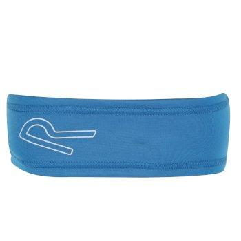 Active - Damen Stirnband Atlantikblau