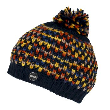 Regatta Women's Frosty III Bobble Hat - Navy