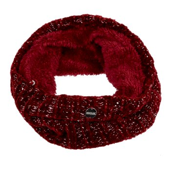 Women's Harleth II Fleece Lined Snood Delhi Red
