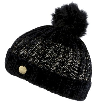 Lorelai Hat - Black