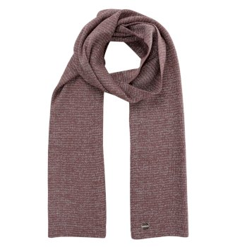 Regatta Women's Multimix III Acrylic Knit Scarf - Dusky Heather