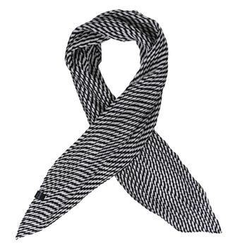 Meggie Plissee-Schal für Damen Blau